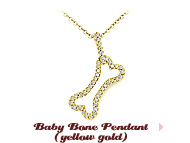Baby Tinies Collection: Pendants